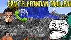 Cem Telefondan Bağlanıp Trolledi - Minecraft Gökyüzü Macerası #15