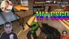 Çift Facecam Cs Go 1v1 - Oyun Portal Tuvalette Yakalandı!!