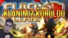 Clash Of Clans Türkçe (Mobil Oyun) - Klanımızı Kurduk!! #2