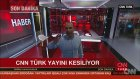 Cnn Türk Stüdyosu Basıldı