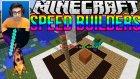 Danke Schön!! | Minecraft Speed Builders Türkçe | Bölüm 6