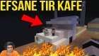 Efsane Tır Kafe | Minecraft Türkçe Survival - Gökyüzü Macerası #10