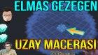 Elmas Gezegen! | Minecraft Türkçe Survival - Uzay Macerası #5