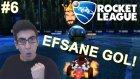 En Efsane Golümüz | Rocket League Türkçe Multiplayer | Bölüm 6