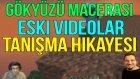 Eski Videolar! | Minecraft Türkçe Survival - Gökyüzü Macerası #6