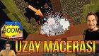 Ev Patladı!! | Minecraft Türkçe Survival - Uzay Macerası #10