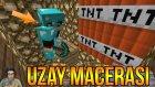 Gezegen Patlatmak!! | Minecraft Türkçe Survival - Uzay Macerası #6