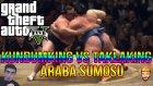 Gta 5 Araba Sumo Güreşi - Resmen Çıldırdım!!