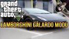 Gta 5 Lamborghini Gallardo Modu (Gta 5 Mod) - Lamborghini Modifiye