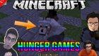 Karakterim Kafayı Yedi!!   Minecraft Türkçe Hunger Games #41