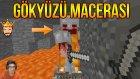 Kötü Yorumlar?? | Minecraft Türkçe Survival - Gökyüzü Macerası #3