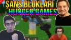 KundumKing Akıyor!! | Minecraft Şans Blokları Hunger Games Türkçe #4