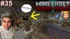 Minecraft Hunger Games Türkçe | Drop Savaşları !! | Bölüm 35