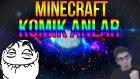 Minecraft Komik Anlar Montaj (Uzay Macerası)