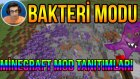 Minecraft Türkçe Mod Tanıtımları - Bakteri Modu | Her Yer Mikrop!!