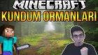 Minecraft Türkçe Survival | Kundum Ormanları | Bölüm 1