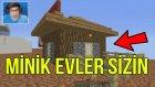 Minik Evlere Sizin İsimlerinizi Veriyoruz! | Minecraft Gökyüzü Macerası #14
