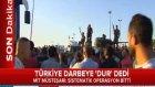 Mit Müsteşarı Hakan Fidan: Nokta Operasyonuna geçtik