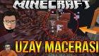 Nether Gezegeni | Minecraft Türkçe Survival - Uzay Macerası #2