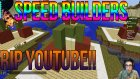 Rıp Youtube!! | Minecraft Speed Builders Türkçe | Bölüm 9