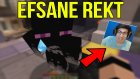 Selim Dedeye Efsane Rekt (Minecraft The Lab)