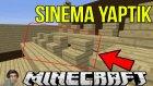 Sinema Yaptık | Minecraft Türkçe Survival - Gökyüzü Macerası #11