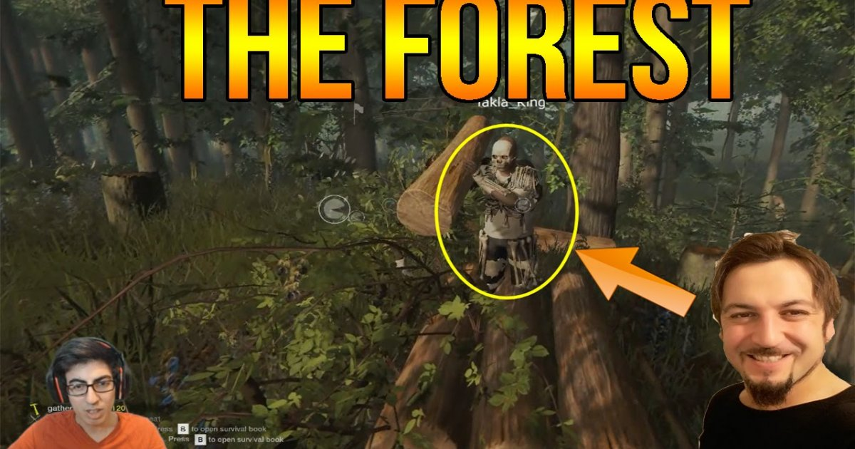 how to find katana in the forest