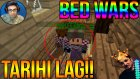 Tarihin Lagı Budur!! | Minecraft Türkçe Bed Wars | Bölüm 5