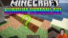Tarlam!! | Minecraft Türkçe Survival - Kundum Ormanları | Bölüm 4