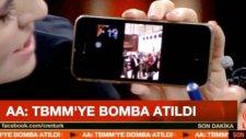 TBMM'ye Bomba Atıldı İddiası