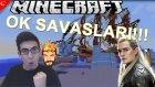 Troll Tunç | Minecraft Türkçe Ok Savaşları !!