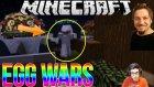 Turan Taktiği Yedik!! | Minecraft Egg Wars Türkçe | Bölüm 24