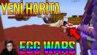 Yeni Harita - Minecraft Türkçe Egg Wars - Bölüm 34