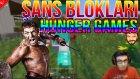 Yüreğimle Kapıştım!! | Şans Blokları Hunger Games #6