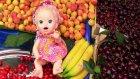Baby Alive Maya Bebek Pazar Alışverişi