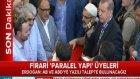 Erdoğan 15 Temmuz Şehitleri Cenaze Töreninde Sert Konuştu!
