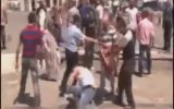 İzmir Konak Meydanında Erdoğan Sevicilerin Linç Girişimi