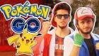Türkiye'de Pokemon Go Oynayarak İnsanları Trollemek !