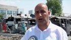 Doğalgaz İstasyonunu Ankara'da Jetler Hedef Almış