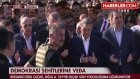 Erdoğan Yakın Arkadaşının Cenazesinde Hıçkıra Hıçkıra Ağladı