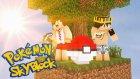 Poke Topu Pixel Art Yapıyoruz - Minecraft SkyBlock 2.Sezon 35.Bölüm
