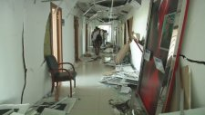 Tahrip Edilen Ankara Emniyet Müdürlüğü Basına Açıldı