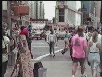 1990 Yılı New York' undan Görüntüler