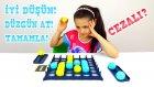 Bounce Off Challenge Cezalı Oyun Oynadık | Bounce Off Game