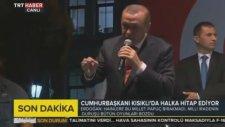 Cumhurbaşkanı Erdoğan: İsteseler de İstemeseler de Topçu Kışlasını Yapacağız