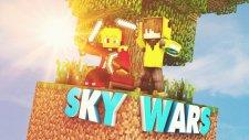 Ender Trollemenin Bokunu Çıkardı! (Minecraft : Sky Wars #38) W/tto,ısmetrg