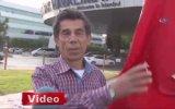 Havalimanına Çadır Kuran Vatandaşın Demokrasi Nöbeti