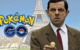 Mr Bean, Pokemon GO Oynamaya Başlarsa Ne Olur