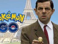 Mr Bean, Pokemon GO Oynamaya Başlarsa Ne Olur?