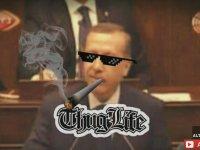 Recep Tayyip Erdoğan Thug Life (TBMM Serisi)
